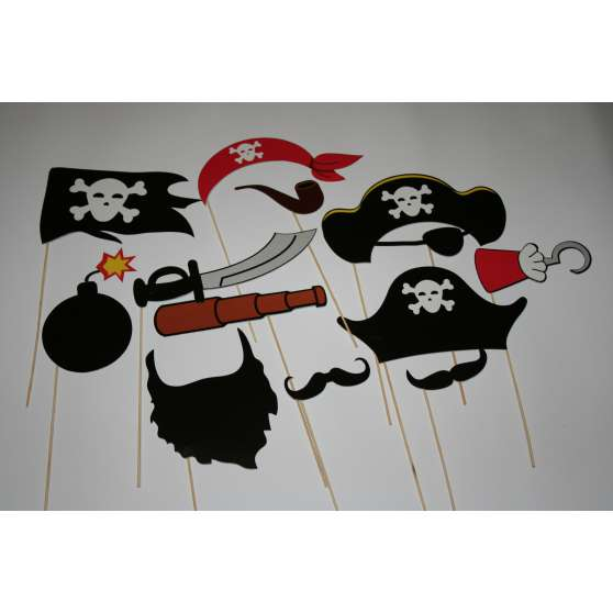 """Фотобутафория """"Пиратская"""""""