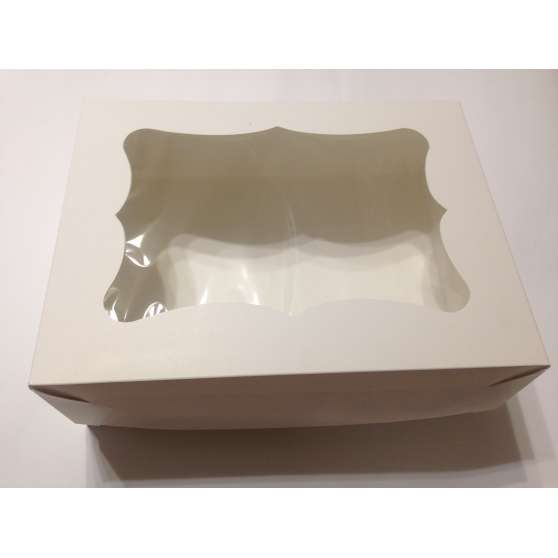 Коробка 330х255х110 с плёнкой