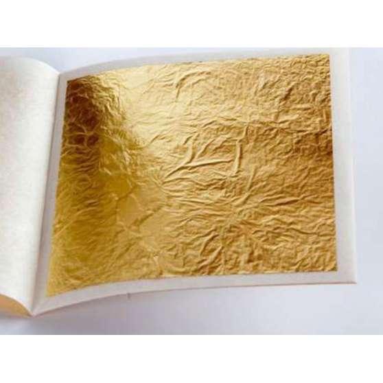 Сусальное золото (2 листа)