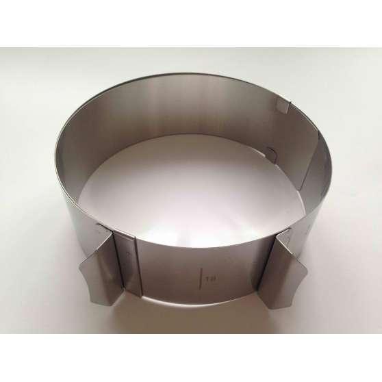 Форма раздвижная круглая для торта