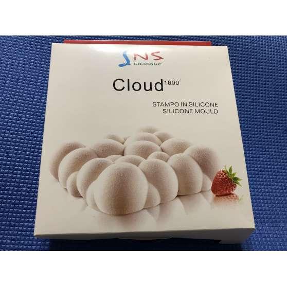Силиконовая форма для десертов CLOUD (Китай)