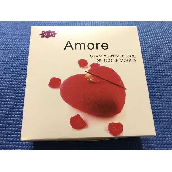 Силиконовая форма для десертов AMORE (Китай)