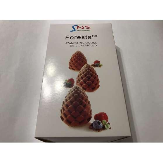 Силиконовая форма для десертов FORESTA (Китай)