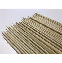 Палочки бамбуковые (шпажки) 35см, 10шт