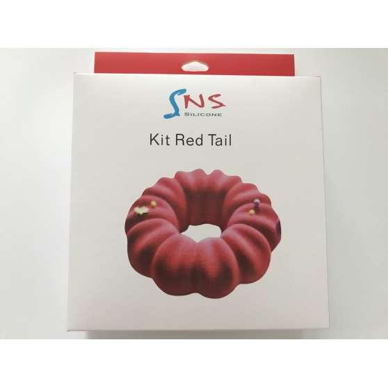 Силиконовая форма для десертов KIT RED TAIL (Китай)