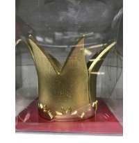 Авторская фигурка «Корона золотая»