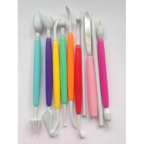 Набор инструментов для мастики №1